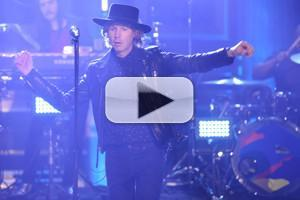 VIDEO: Beck Performs Moving Rendition of 'Up All Night' on TONIGHT
