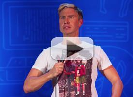 VIDEO: Sneak Peek - Netflix's Stand-Up Special RUSSELL HOWARD: RECALIBRATE