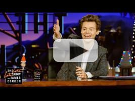 VIDEO: James Corden's Wife Has Baby 30 Minutes Before Show; Harry Styles Steps In as Host!