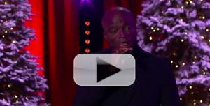 VIDEO: Seal Performs Holiday Classic on LATE LATE SHOW