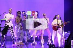 VIDEO: Sofi Tukker Performs 'Best Friend' on TONIGHT SHOW