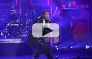 VIDEO: A$AP Ferg Performs 'Plain Jane' on TONIGHT SHOW