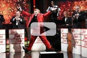 VIDEO: Jack Black Performs 'Everybody Polka' on LATE SHOW