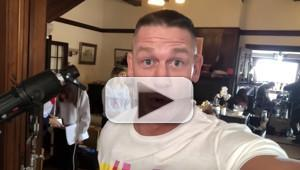VIDEO: Nickelodeon & WWE Superstar John Cena Announce 3 Projects for 2018
