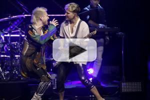 VIDEO: Walk the Moon Perform 'One Foot' on TONIGHT SHOW