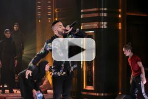 VIDEO: French Montana Performs 'Famous' on TONIGHT SHOW