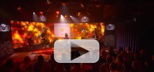 VIDEO: AWOLNATION Performs 'Handyman' on Jimmy Kimmel Live