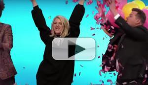 VIDEO: Watch Meghan Trainer Recreate ME TOO Video on THE LATE LATE SHOW WITH JAMES CORDEN