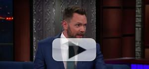 VIDEO: Joel McHale Talks Working With, Then Playing, Chevy Chase