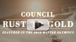 VIDEO: COUNCIL Release Video For Track RUST TO GOLD Featured During the Winter Olympics Opening Ceremony