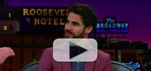 VIDEO: Darren Criss Talks Difference Between 'Glee' Fans and 'Assassination of Versace' Fans