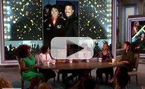 VIDEO: Lionel Richie Discusses Iconic WE ARE THE WORLD & Michael Jackson on CBS' THE TALK