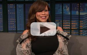 VIDEO: Rosie Perez Discusses Her Personal Connection to NBC's RISE with Seth Meyers