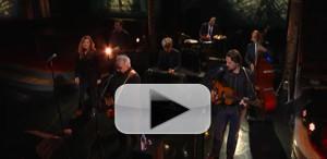 VIDEO: John Prine Ft. Sturgill Simpson and Brandi Carlile Perform 'Summer's End'