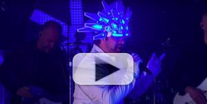 VIDEO: Jamiroquai Performs 'Automation' on THE LATE LATE SHOW