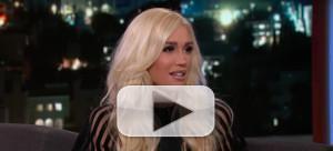 VIDEO: Gwen Stefani Reveals Fun Fact About Blake Shelton's Ex-Girlfriend, Talks Fans and Las Vegas Residency