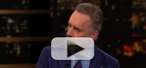 VIDEO: Jordan B. Peterson Stops by REAL TIME WITH BILL MAHER