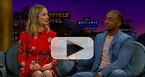 VIDEO: Beyoncé Loves Anthony Mackie & Judy Greer