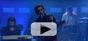 VIDEO: Arctic Monkeys Perform 'She Looks Like Fun' on THE LATE LATE SHOW