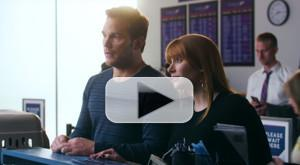 VIDEO: Watch College Humor's JURASSIC WORLD: FALLEN KINGDOM Skit with Chris Pratt & Bryce Dallas Howard