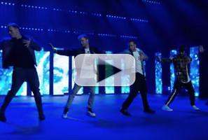 VIDEO: The Backstreet Boys Release New Song/Video DON'T GO BREAKING MY HEART