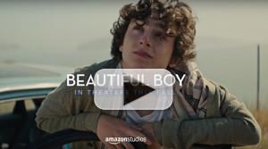 VIDEO: Watch the Trailer for Amazon's BEAUTIFUL BOY Starring Steve Carell and Timothee Chalamet