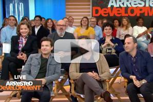 VIDEO: The Cast of ARRESTED DEVELOPMENT Takes Over GOOD MORNING AMERICA