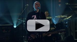 VIDEO: The Smashing Pumpkins Perform SOLARA on THE TONIGHT SHOW