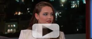 VIDEO: Katherine Langford on 13 Reasons Why, Australia & Doctor Parents