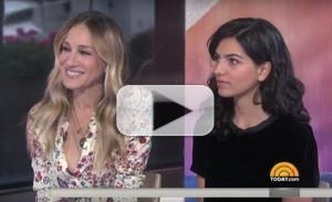 VIDEO: New Publisher Sarah Jessica Parker Introduces Her First Novelist Fatima Farheen Mirza on TODAY