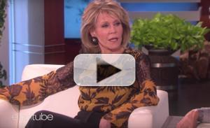 VIDEO: Ellen Prepares Jane Fonda for Paris Fashion Week & More on THE ELLEN SHOW