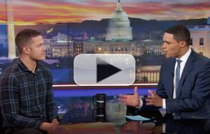 VIDEO: Imagine Dragons Frontman Dan Reynolds Discusses LGBTQ Discrimination on THE DAILY SHOW with Trevor Noah