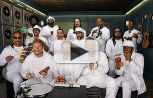 VIDEO: Watch The Backstreet Boys and Jimmy Fallon Perform I WANT IT THAT WAY With The Roots