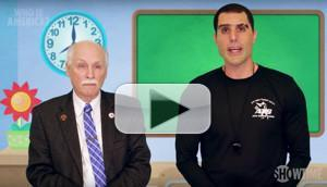 VIDEO: Showtime Shares a First-Look at Sacha Baron Cohen's WHO IS AMERICA?