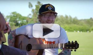 VIDEO: Watch the Trailer for Ed Sheeran's SONGWRITER Documentary Available August 28