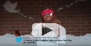 VIDEO: Watch DJ Khaled, Lil Wayne Read MEAN TWEETS - HIP HOP EDITION