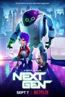 VIDEO: Netflix Shares Official Trailer For NEXT GEN, Starring Constance Wu, Charlyne Yi, and John Krasinski