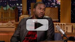 VIDEO: Meek Mill Tells Jimmy Fallon on THE TONIGHT SHOW He's Working to Reform the Criminal Justice System