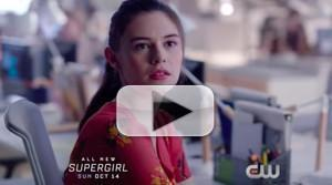 VIDEO: See a First Look of Nicole Maines as Nia Nal in the SUPERGIRL Trailer