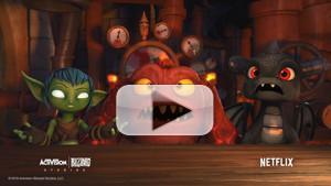 VIDEO: Activision Blizzard Studios Debuts Trailer for SKYLANDERS ACADEMY Season Three