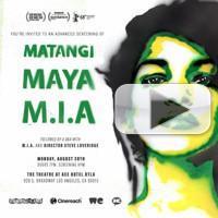 VIDEO: New Clip Revealed Off Upcoming MATANGI / MAYA / M.I.A Documentary
