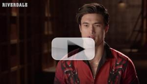 VIDEO: The CW Shares Interview Clip With RIVERDALE's Charles Melton