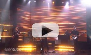 VIDEO: Check Out Death Cab For Cutie Perform GOLD RUSH On The Ellen DeGeneres Show