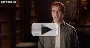 VIDEO: The CW Shares RIVERDALE KJ Apa Interview: Archie vs. Hiram