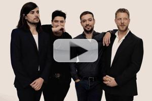 VIDEO: Mumford & Sons Debut 'Guiding Light' on THE TONIGHT SHOW