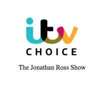 Scoop: THE JONATHAN ROSS SHOW on ITV - Sunday, November 19, 2017