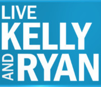 Scoop: Upcoming Guests on LIVE with KELLY AND RYAN 4/9 - 4/13 on ABC
