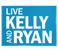 Scoop: Upcoming Guests on LIVE WITH KELLY AND RYAN 4/16 - 4/20 on ABC