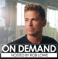 Scoop: Coming Up on ON DEMAND with Rob Lowe