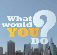 Scoop: Coming Up on WHAT WOULD YOU DO? on ABC - Today, July 27, 2018